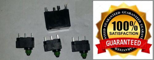 Audi A6 C6 Q7 Steering Lock module Repair Service Relay micro switch faults