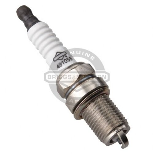 Briggs & Stratton Spark Plug Genuine Parts #491055S