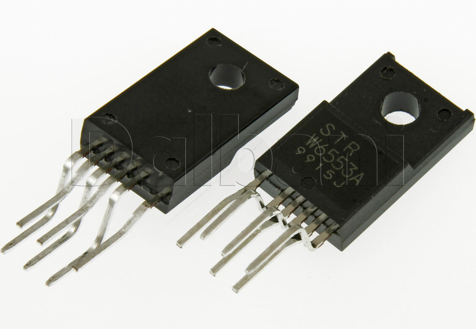 1pcs Sanken STRW6553A Str W6553a Power IC To-220
