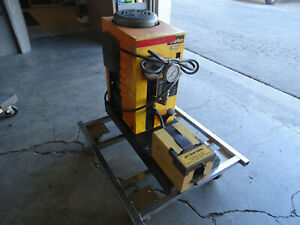 Parker-Electric-Pump-Operated-Hydraulic-1015-Flaring-Flarer-Machine-1015-2A