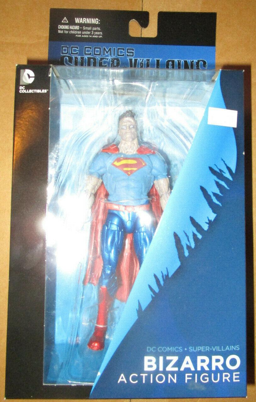 DC COMICS THE NEW 52 SUPER VILLAINS BIZARRO FIGURE FOREVER EVIL