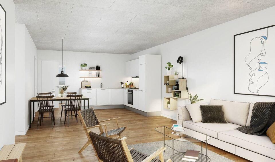 8700 vær. 3 lejlighed, m2 89, Stikkelstien