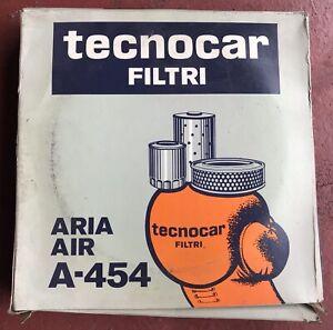 Tecnocar-filtro-aria-A-454-per-Fiat-127-sport-nuovo