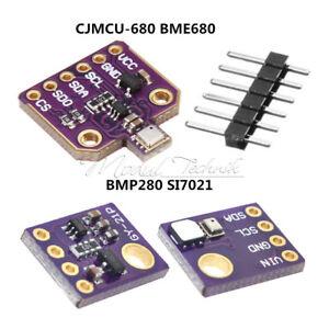 BMP280 SI7021 Atmospheric Pressure Sensor CJMCU-680 BME680 Temperature Humidity