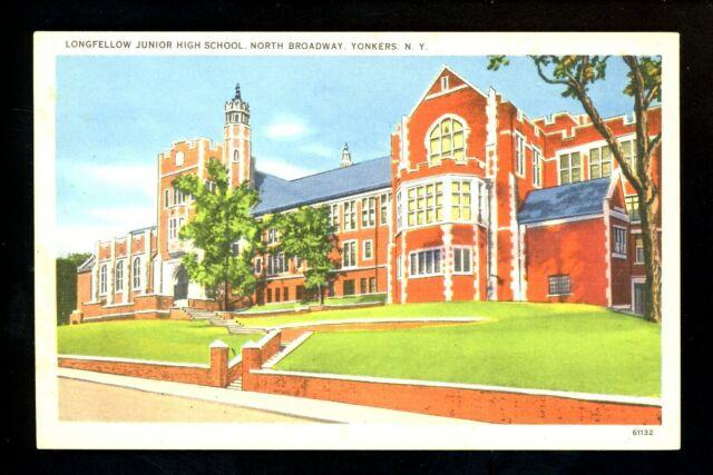 Longfellow Junior High School Alumni, Yearbooks, Reunions