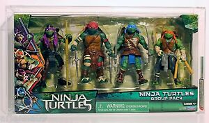 Teenage Mutant Ninja Turtles Série de films Pack Groupe Afa 8.0 Playmates 2014
