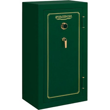 Stack-On 24 Gun Fire Resistant Security Safe with Combination Lock