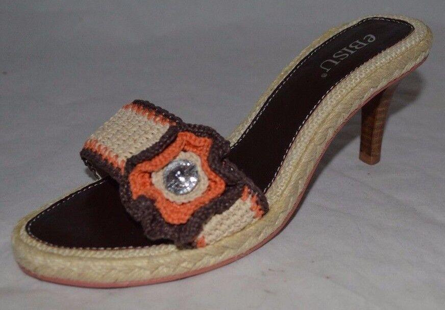 Gentlemen/Ladies Order Ebisu Sandals- Size 6 Diverse new design Order Gentlemen/Ladies welcome International big name dc21d5