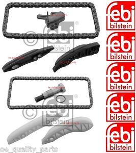 genuine febi bilstein upper lower timing chain kit bmw 3 e90 e91 318d 320d n47 ebay. Black Bedroom Furniture Sets. Home Design Ideas