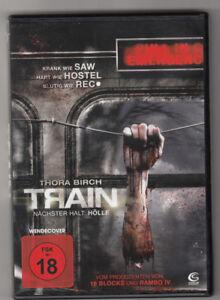 TRAIN - NÄCHSTER HALT: HÖLLE - DVD 2008 - THORA BIRCH - FSK 18 - WIE NEU - KULT - München, Deutschland - TRAIN - NÄCHSTER HALT: HÖLLE - DVD 2008 - THORA BIRCH - FSK 18 - WIE NEU - KULT - München, Deutschland