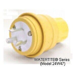 Woodhead 24W47 Locking Plug