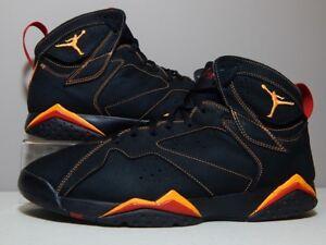 Nike Shoes - 2006 Jordan 7 VII Citrus - Orange Varsity Red Black ... f07edb32d