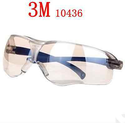 10pcs/lot 3M10436 Streamlined protective glasses (reflective lens,prevent mist)
