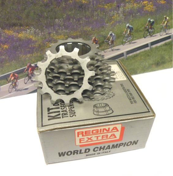 Regina 8 speed 12-21 cassette ,for shimano HG UG body
