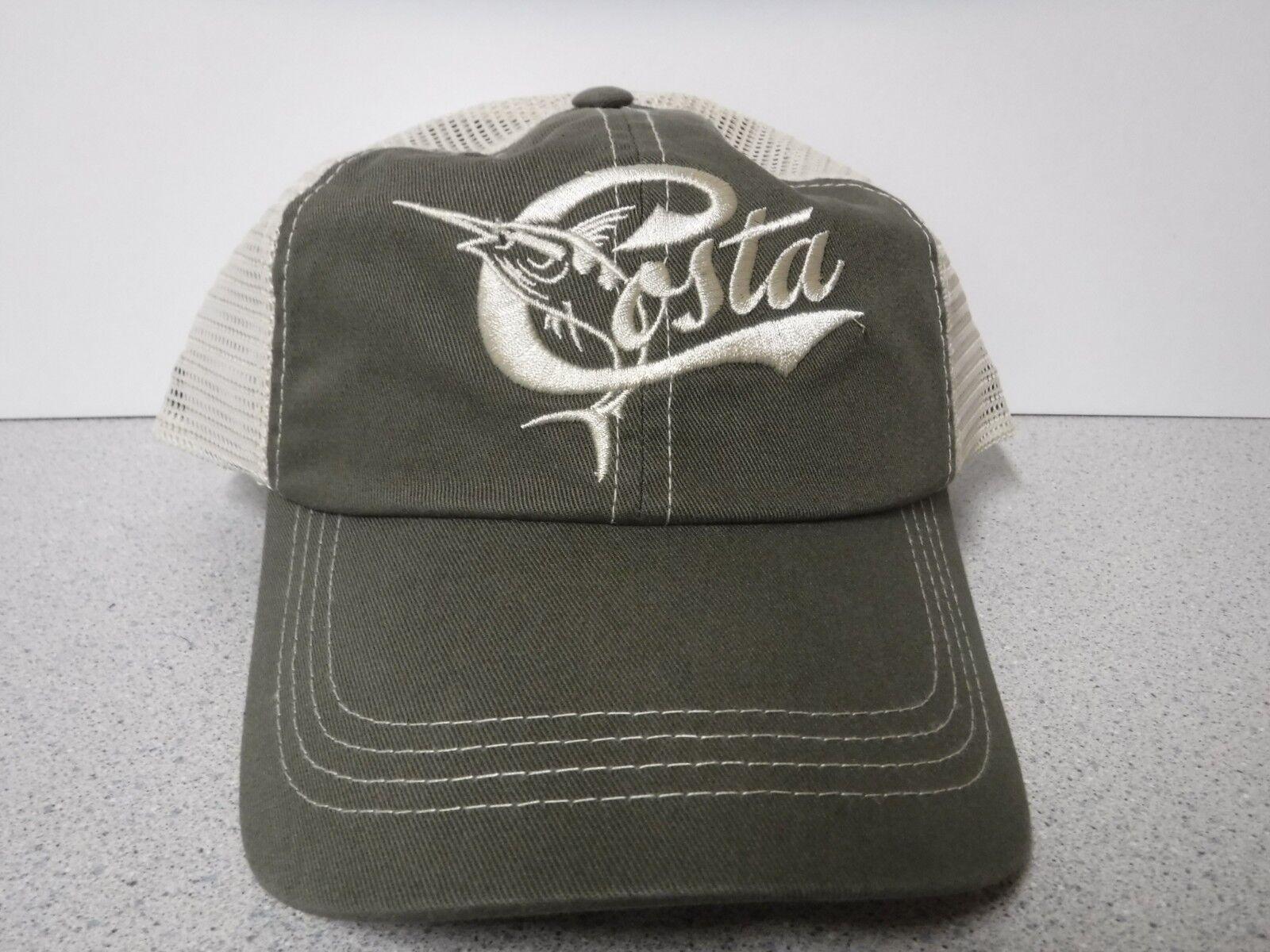 8c5c2ec4274a5 ... greece new costa hat retro trucker hat costa moss stone adjustable  723fdc e71a8 c8c94