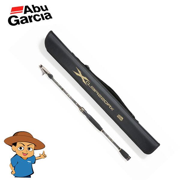 Abu Garcia Xrossfield Edxrf - 764L-TE Luz 7' 6  Para Pesca Spinning Rod Polo