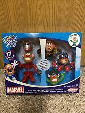 New Listingplayskool Friends Mr Potato Head Marvel Super Rally Pack