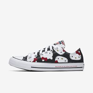 converse all star mujer hello kitty