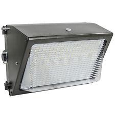 LED Dusk/Dawn 65/Watt 6000 Lumens Security Wall Pack by Lights of America.