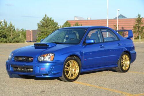 Genuine OEM Subaru WRX STI 2004-05 Hood Scoop 90821FE080NN New