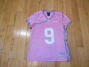 2037bac9272 Reebok TONY ROMO Pink DALLAS COWBOYS Womens NFL Team JERSEY Sz Small ...