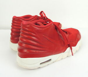 003745a401cc Nike Air Entertrainer Men s 14 Sneakers Shoe Gym Red Sail 819854-600 ...