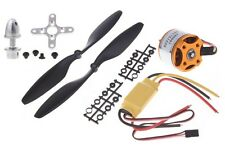 HOT sale A2212 1000KV Brushless Outrunner Motor +30A ESC+1045 Propeller