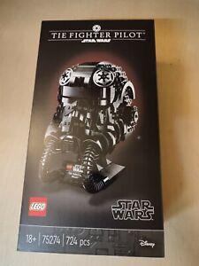 LEGO Star Wars 75274 TIE Fighter Pilot Helmet New-Nieuw-Neu