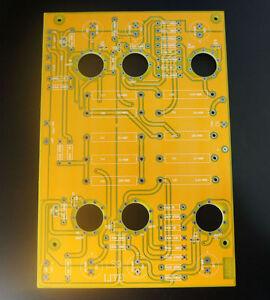 LITE-LS9-PCB-tube-preamp-board-empty-plate-base-on-JADIS-JP200-line