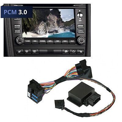 Pour Pcm 3.0 Porsche Cayenne 911 997 Original Kufatec TV DVD Image Activation | eBay