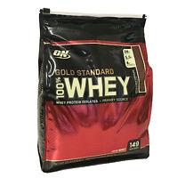 Optimum Nutrition Gold Standard 100% Whey 10 Lbs Pick A Flavor