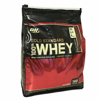 Optimum Nutrition Gold Standard 100% Whey 10 Lbs Pick A Flavor