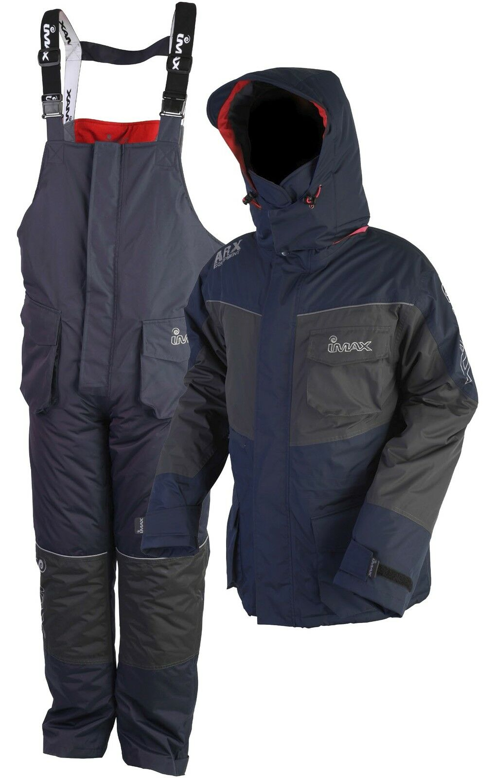 IMAX ARX-20 Ice Thermo Fishing Suit 100% Waterproof- Comfort Zone Down To -20°C