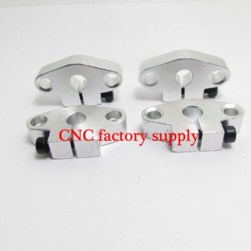4pcs SHF8 linear rail shaft support XYZ table CNC Router