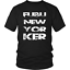 Fubu T-Shirts Unisex Fubu Newyorker Men Women Gift FB Clothing T Shirt