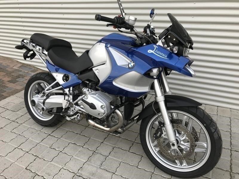 BMW, R 1200 GS, 1170