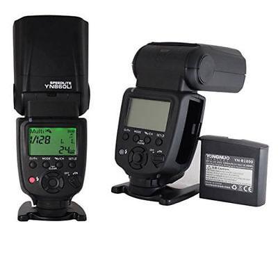 YONGNUO YN860Li-KIT Lithum Battery Wireless Flash Nikon D5500 D5600 D7200 D3400