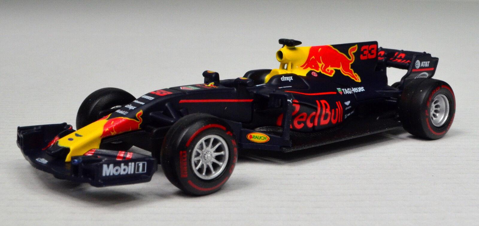 Tgold red Infinity RB13 H Max Verstappen Scala 1 43 Bburago