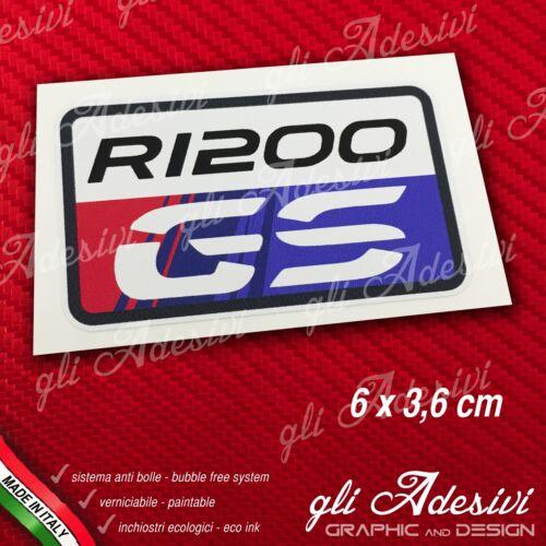 1 Adesivo Stickers BMW GS R 1200 30 Years Anniversary LC 2
