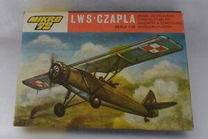 Modèle Kit-lws-czapla-neuf Dans Sa Boîte - 1:72 --afficher Le Titre D'origine Navpxzve-07170351-629149205