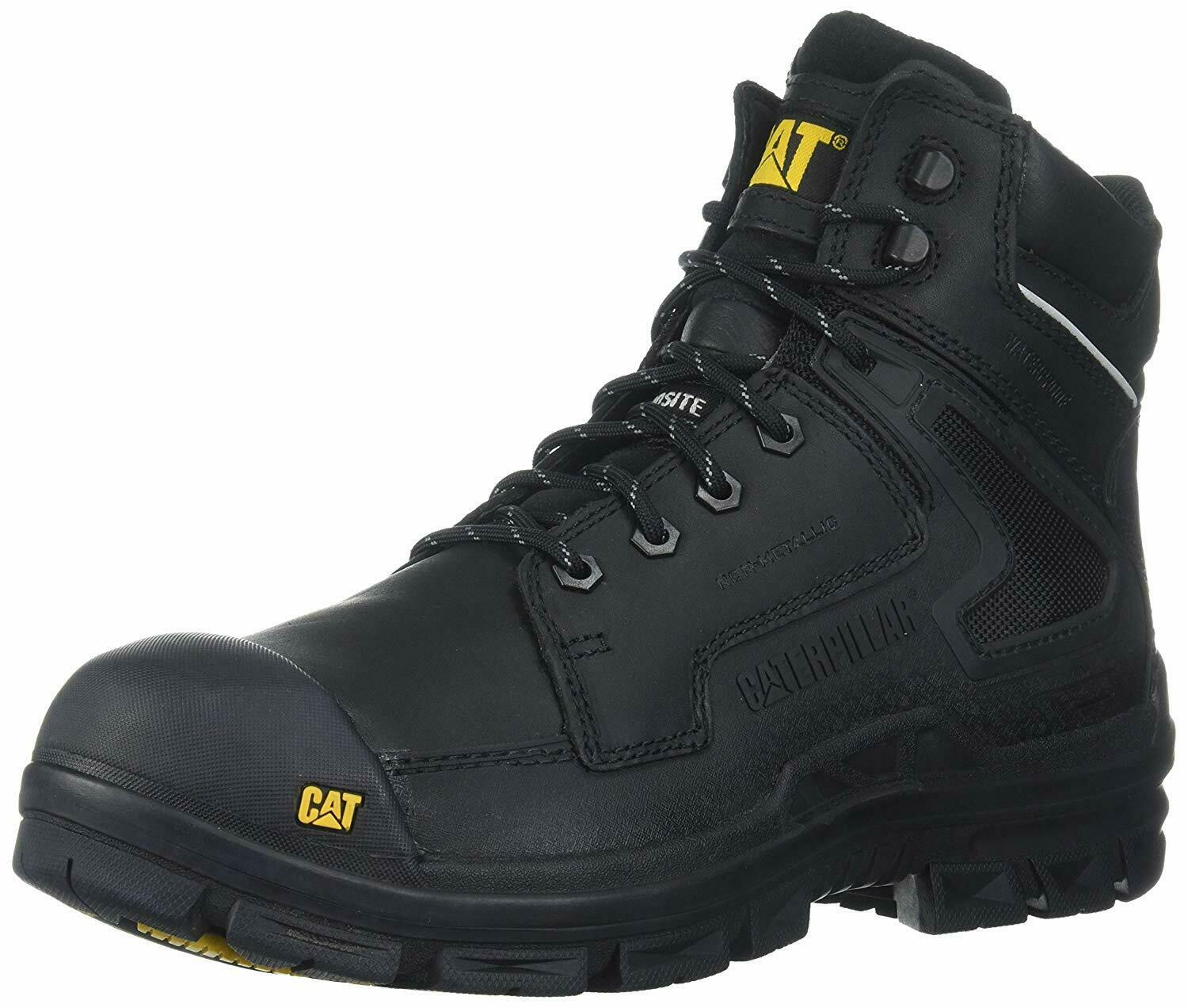 Caterpillar Men's Chassis Waterproof Nano Toe Industrial and Construction,9 M US