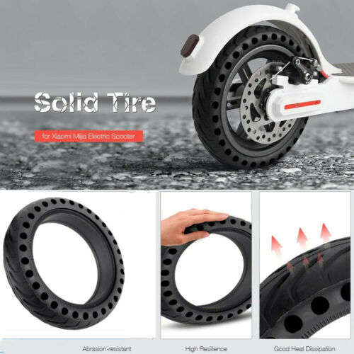 """8.5"""" Solid Tires Scooter Wheel Tire Replace for Xiaomi M365 Electric Scooter"""