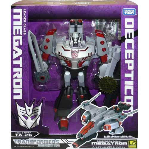 Takara Transformers Animated TA26 Chrome Megatron