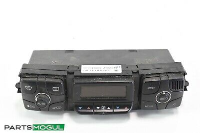 00-06 Mercedes W220 S500 S55 CL500 A//C Heater Climate Control 2208301185 OEM