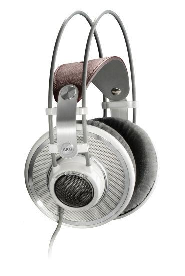 AKG K 701 Headband Headphones - White for sale online | eBay