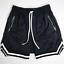 Men-039-s-Casual-Shorts-Pants-Athletic-Breathable-Mesh-Running-Basketball-Quick-Dry thumbnail 13