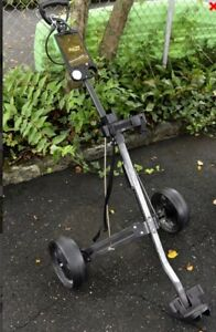 Bag-Boy-M-300-Push-Pull-golf-cart-in-excellent-shape