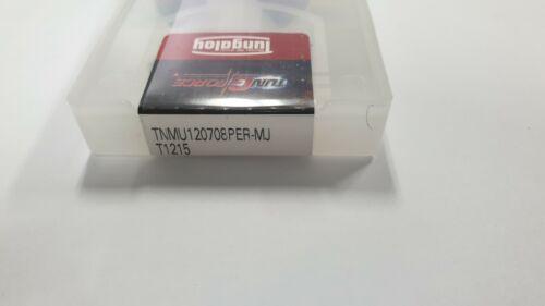 Tungaloy TNMU 120708 PER-MJ T1215 30PCS 10PCS X3