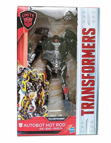 HASBRO c3537 TRANSFORMERS Autobot Hot Rod neu/&ovp