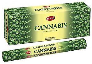 Original-Hem-Cannabis-Incense-120-Sticks-Bulk-Pack-of-6-x-20-Stick